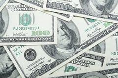 Fondo dei soldi Fotografia Stock