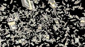 Fondo dei soldi dei dollari di U.S.A. Immagini Stock