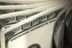 Fondo dei soldi dei dollari di U.S.A. Fotografia Stock