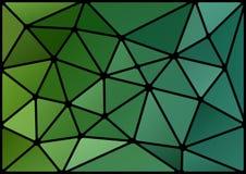 Fondo dei triangoli Immagini Stock