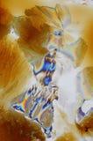 Fondo del ácido ascórbico imagen de archivo libre de regalías