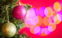 Fondo del Año Nuevo Fotos de archivo libres de regalías