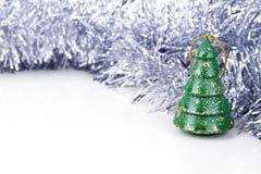 Fondo del Año Nuevo o de la Navidad Imágenes de archivo libres de regalías