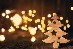 Fondo del Año Nuevo y de la Navidad fotos de archivo