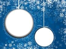 Fondo del Año Nuevo y de la Navidad stock de ilustración