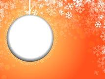 Fondo del Año Nuevo y de la Navidad ilustración del vector