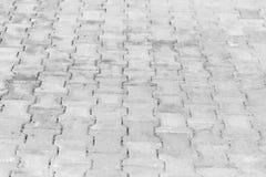 Fondo del adoquín de la calle Foto de archivo