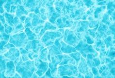 Fondo del agua de la piscina (Vert) Imagen de archivo
