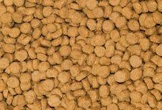 Fondo del alimento de perro Imagenes de archivo
