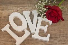 Fondo del amor Fotos de archivo libres de regalías
