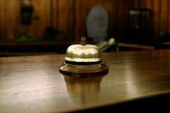 Fondo del anillo del hotel Imagenes de archivo