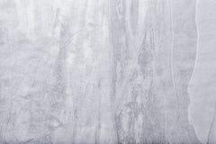 Fondo del arte abstracto gris claro y color plata Pintura multicolora en lona Contexto del estuco foto de archivo