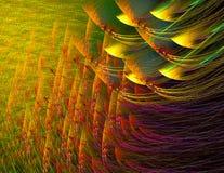 Fondo del arte del fractal para el diseño creativo imagen de archivo