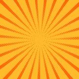 Fondo 1 del arte pop ilustración del vector