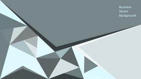 Fondo del asunto Geométrico abstracto Vector Imágenes de archivo libres de regalías
