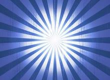 Fondo del azul de Grunge Fotografía de archivo libre de regalías
