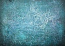 Fondo del azul de Grunge Foto de archivo
