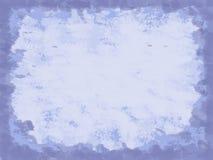 Fondo del azul de la vendimia Fotografía de archivo libre de regalías
