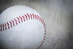 Fondo del béisbol del metal de Grunge Fotos de archivo