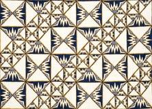 Fondo del batik Foto de archivo libre de regalías