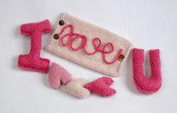 Fondo del biglietto di S. Valentino, cuore di amore, giorno di biglietti di S. Valentino, diy Fotografia Stock
