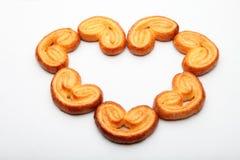 Fondo del blanco de la calidad de Sugar Cookies Studio del caramelo Fotografía de archivo libre de regalías