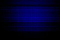 Fondo del blu di colore di progettazione del bordo della flauto Fotografia Stock Libera da Diritti