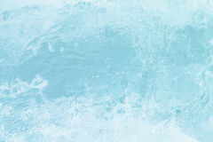 Fondo del blu di ghiaccio fotografie stock