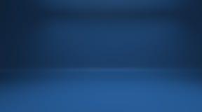 Fondo del blu di inverno Immagini Stock