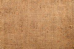 Fondo del bolso de arpillera Fotografía de archivo libre de regalías