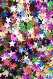 Fondo del brillo de la estrella Fotografía de archivo libre de regalías