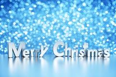 Fondo del brillo de la Navidad Foto de archivo libre de regalías