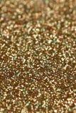 Fondo del brillo del oro y de la plata del Año Nuevo de la Navidad Textura del extracto del día de fiesta Imagenes de archivo
