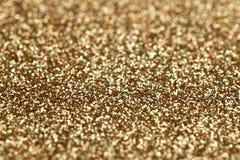 Fondo del brillo del oro y de la plata del Año Nuevo de la Navidad Textura del extracto del día de fiesta Fotografía de archivo