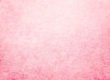 Fondo del brillo del rosa del Año Nuevo de la Navidad Tela de la textura del extracto del día de fiesta Elemento, flash fotografía de archivo libre de regalías