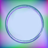 Fondo del círculo Foto de archivo