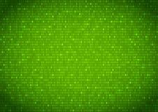 Fondo del código binario Fotografía de archivo libre de regalías