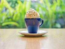 Fondo del café, concepto del fondo Imagenes de archivo