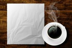 Fondo del caffè Fotografia Stock Libera da Diritti