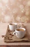 Fondo del caffè Immagine Stock Libera da Diritti