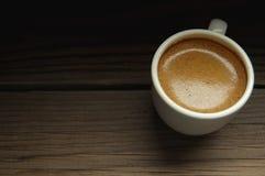 Fondo del caffè Fotografie Stock Libere da Diritti