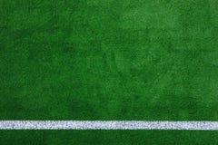 Fondo del campo de deportes Fotografía de archivo libre de regalías