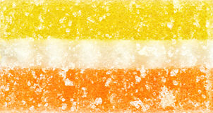 Fondo del caramelo de la jalea Imagen de archivo
