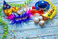 Fondo del carnaval Fotografía de archivo libre de regalías