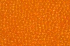 Fondo del caviar rojo Fotos de archivo