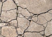 Fondo del cemento Fotografia Stock Libera da Diritti