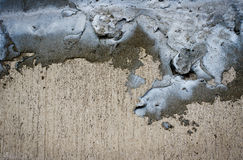 Fondo del cemento Fotografie Stock