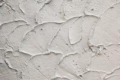 Fondo del cemento blanco Foto de archivo