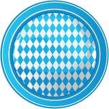 Fondo del cerchio di Oktoberfest Immagini Stock