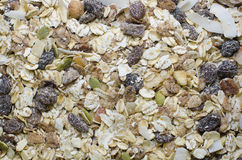 Fondo del cereale Fotografia Stock